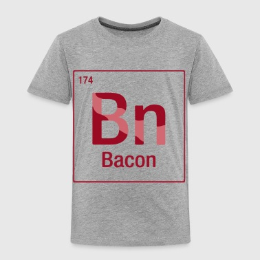 Bacon Element - Toddler Premium T-Shirt