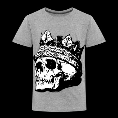 Skull Crown - Toddler Premium T-Shirt