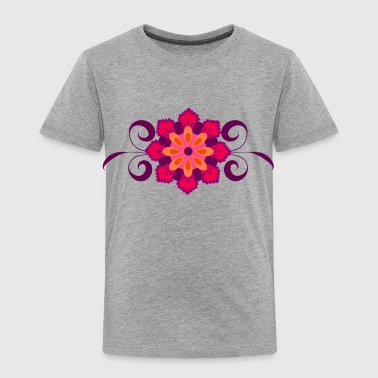 Flower - Toddler Premium T-Shirt