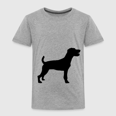 parson russell terrier si - Toddler Premium T-Shirt
