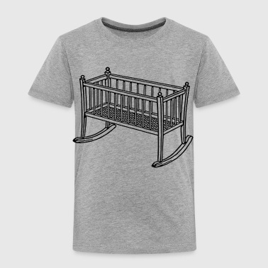 baby bed - Toddler Premium T-Shirt