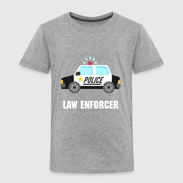 police car classic - Toddler Premium T-Shirt