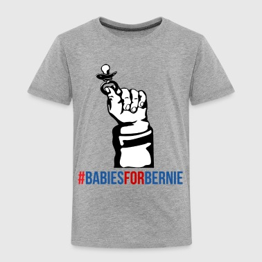 Babies for Bernie - Toddler Premium T-Shirt