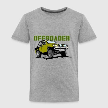 BadgeWork Offroader - Toddler Premium T-Shirt