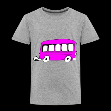 bus - Toddler Premium T-Shirt