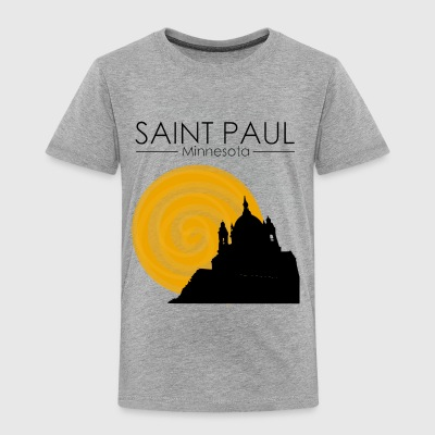 Cathedral Hill of Saint Paul - Toddler Premium T-Shirt