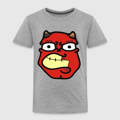 Devil faces - Toddler Premium T-Shirt