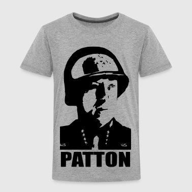 General George Patton - Toddler Premium T-Shirt