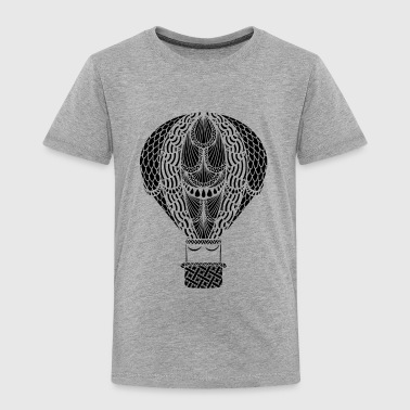 Hot Air Balloon Shirt - Toddler Premium T-Shirt