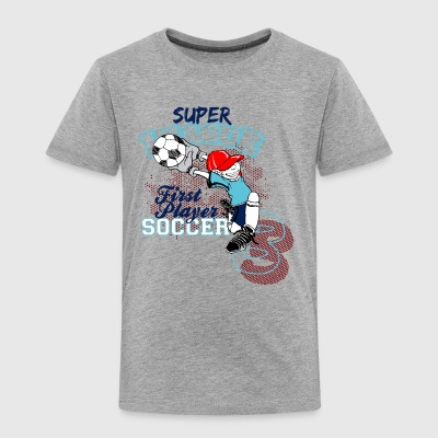 SUPER_LEAGUE_SOCCER - Toddler Premium T-Shirt