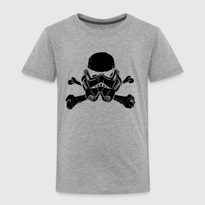 Trooper Pirata - Toddler Premium T-Shirt