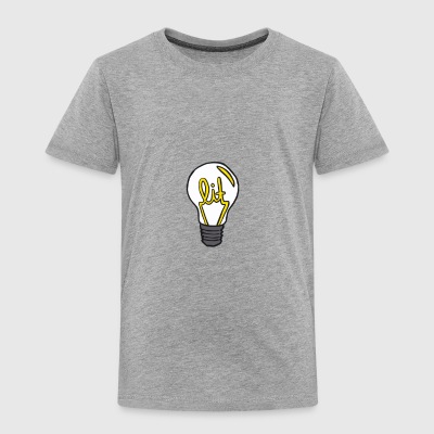 Everything Lit - Toddler Premium T-Shirt