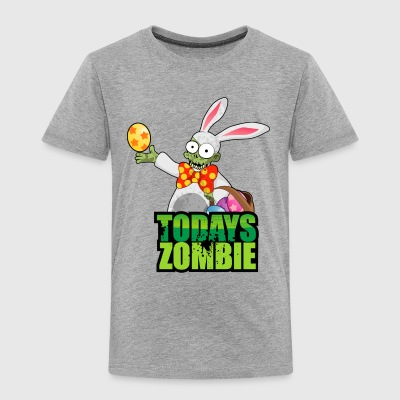 Easter Bunny Zombie - Toddler Premium T-Shirt