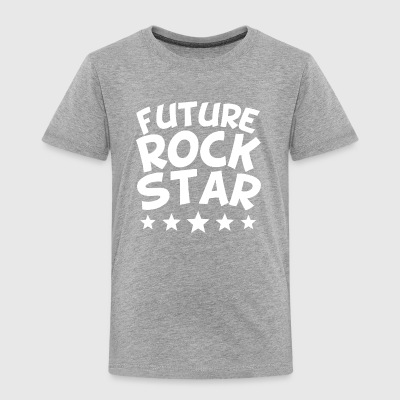Future Rock Star - Toddler Premium T-Shirt