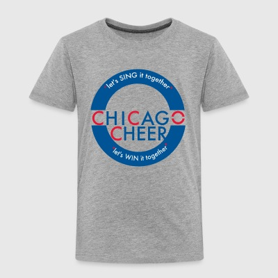 CHICAGO CHEER.com - Toddler Premium T-Shirt