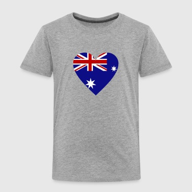 Australia Shirt - Toddler Premium T-Shirt