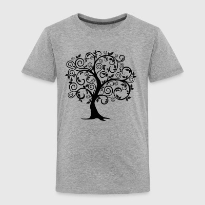 tree - Toddler Premium T-Shirt
