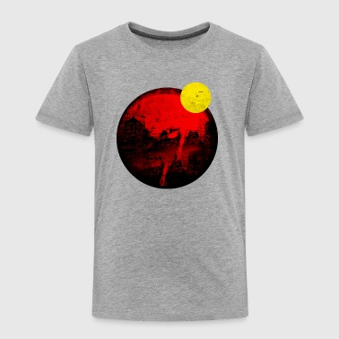 Eclipse, Total Solar Eclipse - Toddler Premium T-Shirt