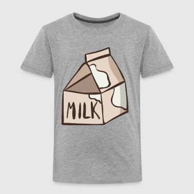 milk - Toddler Premium T-Shirt