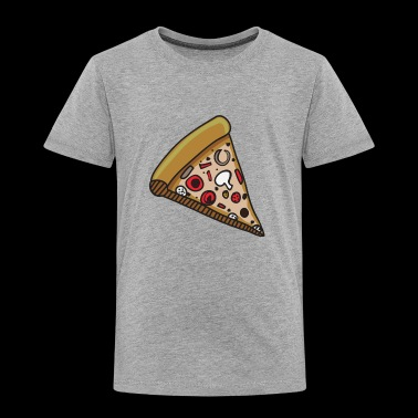 Pizza Pizza - Toddler Premium T-Shirt
