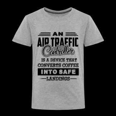 Air Traffic Control Shirt - Toddler Premium T-Shirt