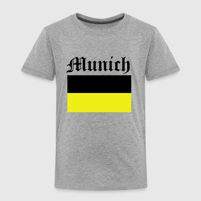 munich design - Toddler Premium T-Shirt