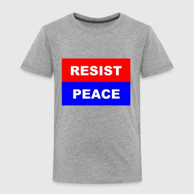 Resist-Peace - Toddler Premium T-Shirt