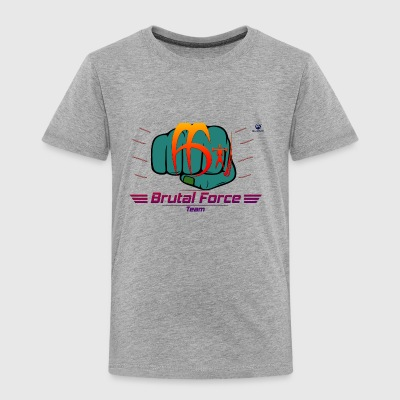 Force Ur way - Toddler Premium T-Shirt