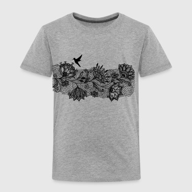 Lace - Toddler Premium T-Shirt