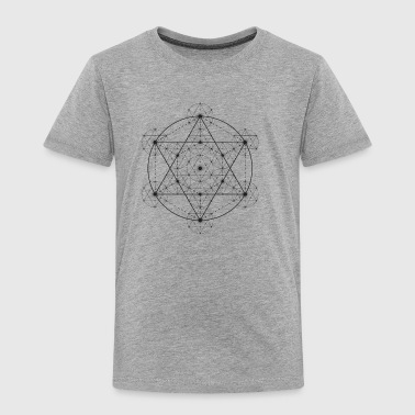 Sacred Geometry - Toddler Premium T-Shirt