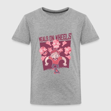 Meals on wheels - Toddler Premium T-Shirt