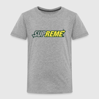 Supreme Subway - Toddler Premium T-Shirt