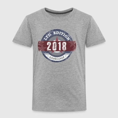 Limited Edition 2018 - Toddler Premium T-Shirt