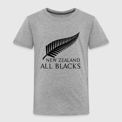 new zealand rugby - Toddler Premium T-Shirt