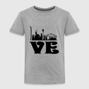 Love Sydney shirt - Toddler Premium T-Shirt