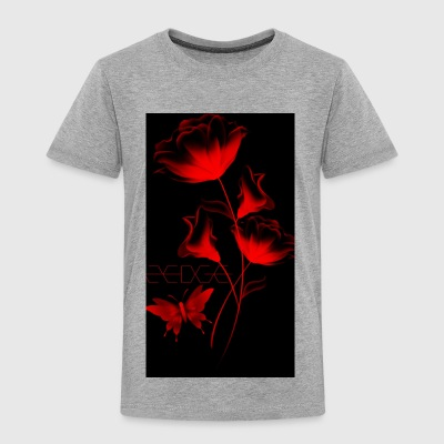 Red rose - Toddler Premium T-Shirt