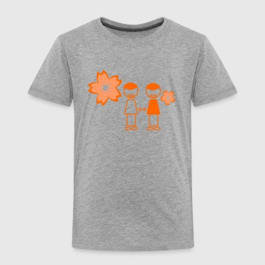 Couple - Toddler Premium T-Shirt