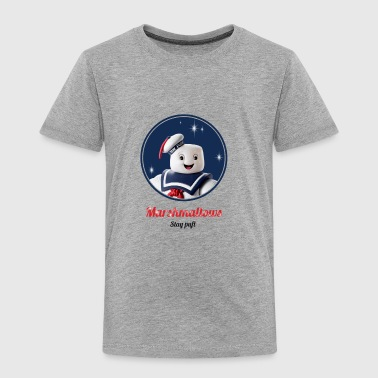 marshmallow stay puft - Toddler Premium T-Shirt