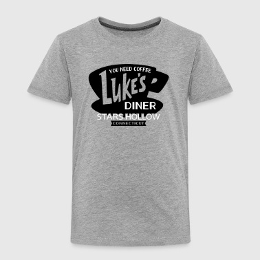 Luke s Diner - Toddler Premium T-Shirt