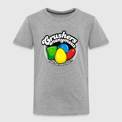 Crushers Anonymous - Toddler Premium T-Shirt