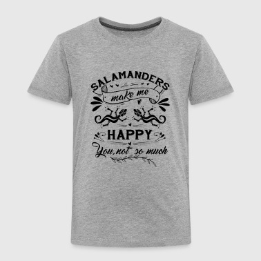 Salamander Shirt - Toddler Premium T-Shirt