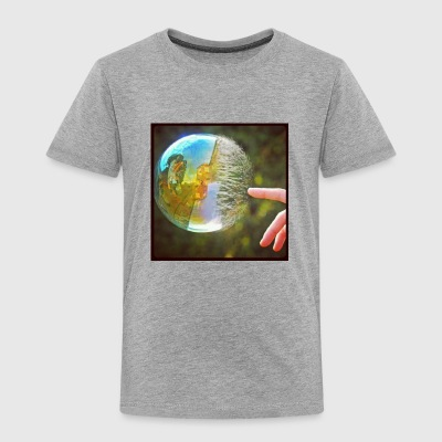 Bubble popping - Toddler Premium T-Shirt