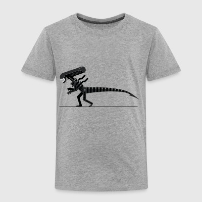 Cute Xeno - Toddler Premium T-Shirt