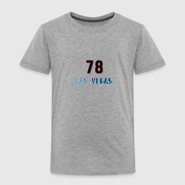 78 LAS VEGAS - Toddler Premium T-Shirt