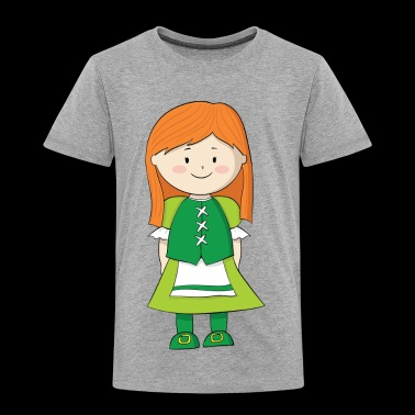 Ireland - Toddler Premium T-Shirt
