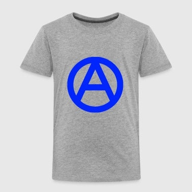 1200px Anarchy symbol svg - Toddler Premium T-Shirt