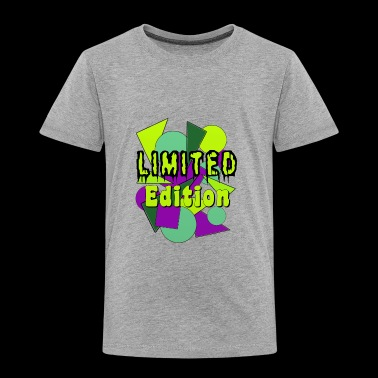 Limited Edition - Toddler Premium T-Shirt
