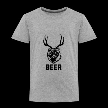 The Beer - Toddler Premium T-Shirt