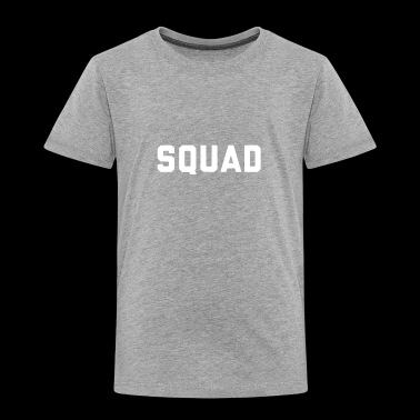 Squad Wedding Party - Toddler Premium T-Shirt