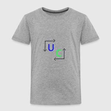 Ultra Cynet Arrow Logo - Toddler Premium T-Shirt